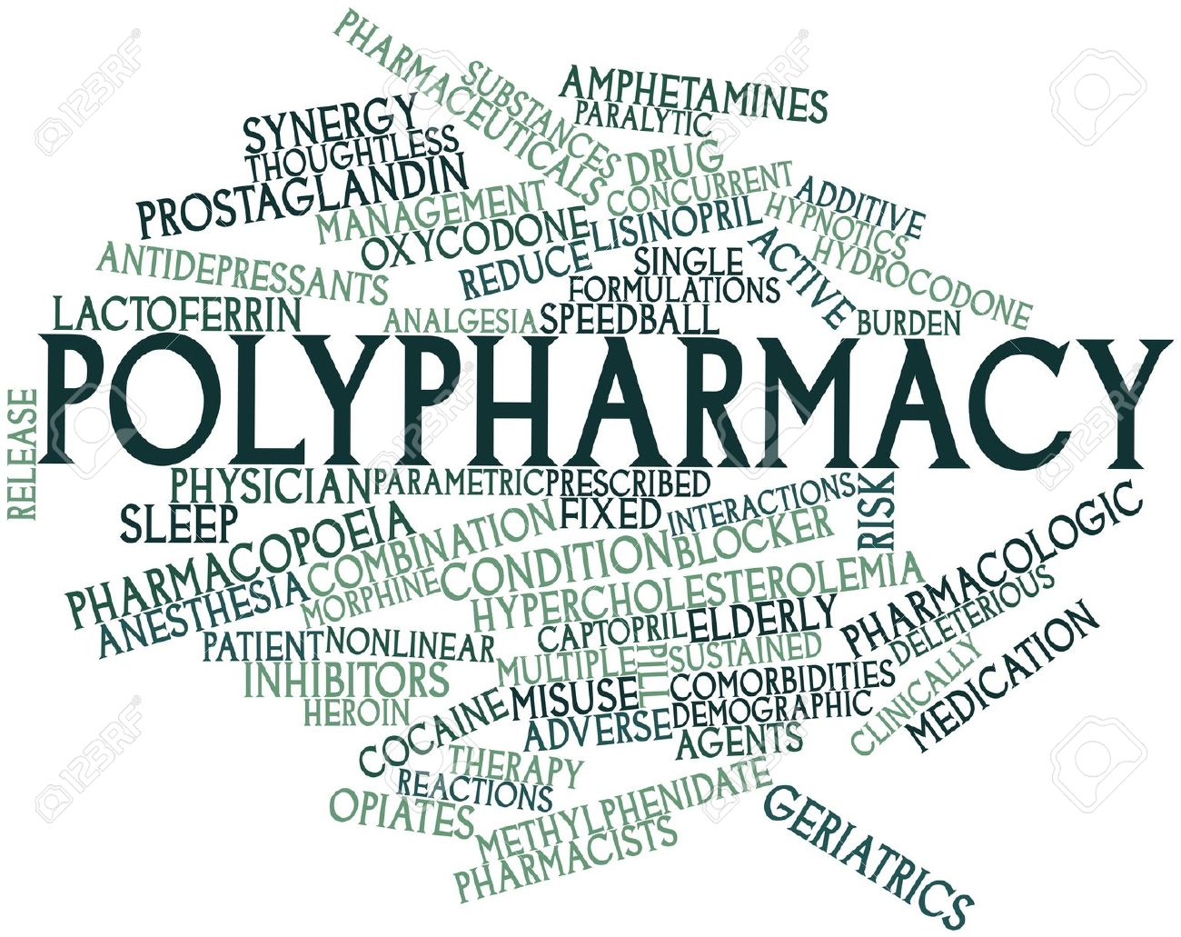 A Case Of Polypharmacy In Elderly