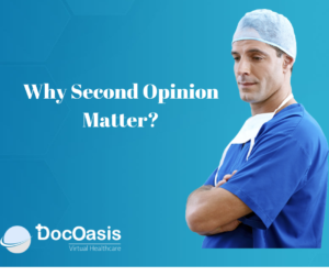 Why Second Opinion Matters?
