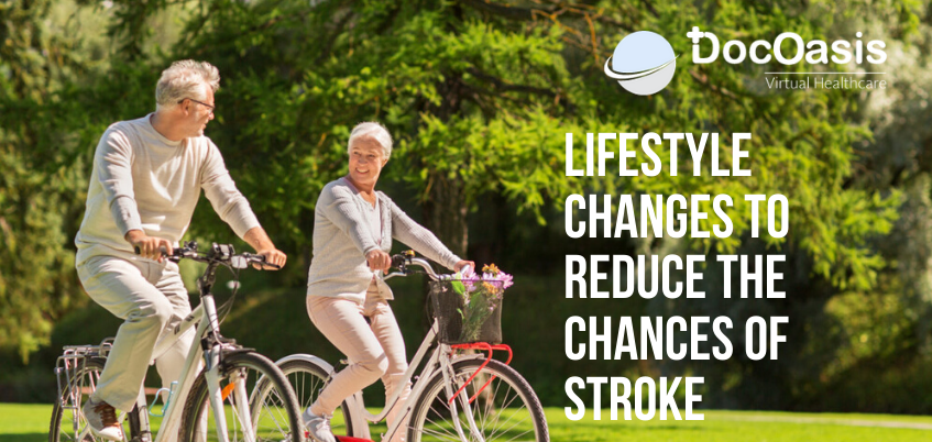 Lifestyle Changes To Reduce The Chances Of Stroke Affecting Your Loved Ones